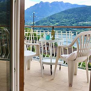 Ferienwohnung Antosté in Ischia am Caldonazzosee